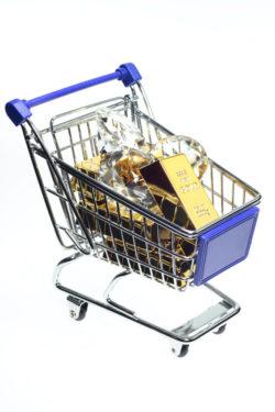 Gold Edelmetalle online kaufen