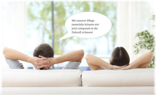 Pflegeimmobilie als sichere Kapitalanlage
